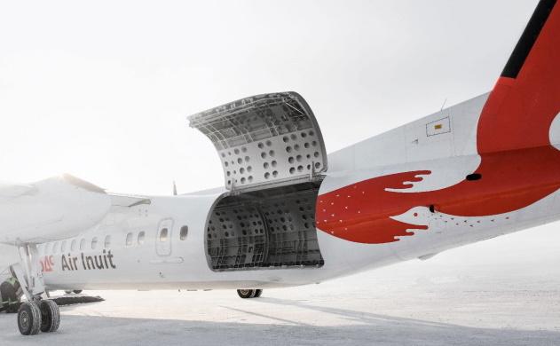 Inuit Dash-8 Cargo Conversion